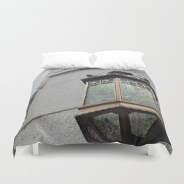 Allegheny Courthouse + Field Duvet Cover