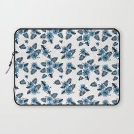 Hawaiian Flower Pattern Laptop Sleeve