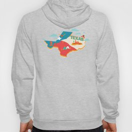 Texas Independence Day Hoody