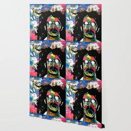 Frank Zappa Pop Art Wallpaper