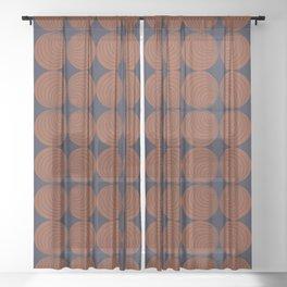 Teuta XII Sheer Curtain