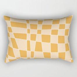 Mosaic retro pattern Rectangular Pillow