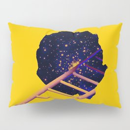 Ladder to the Universe Pillow Sham