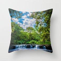 Nature I Throw Pillow
