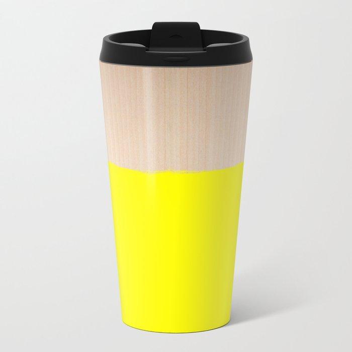 Sorbet V Metal Travel Mug