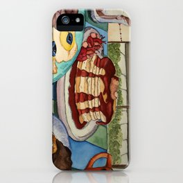 Breakfast at Hannibal's iPhone Case