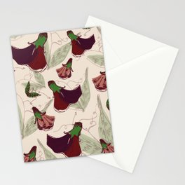 Sweetpea Confetti Stationery Cards