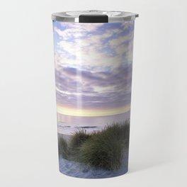 Carol M Highsmith - Sunrise on a Florida Beach Travel Mug