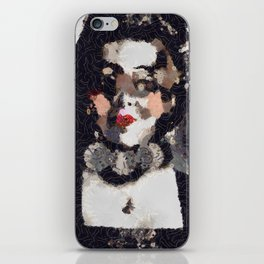 The Dowager Countess iPhone Skin