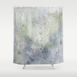Baked Nicotine Shower Curtain