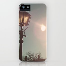 The Sun Stays the Same iPhone Case