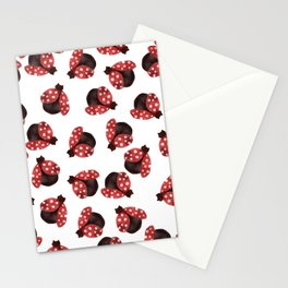 The Cuttest Ladybug Stationery Cards