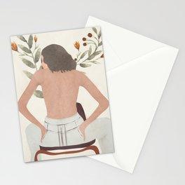 Female Beauty I Stationery Cards