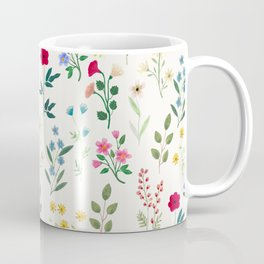 Spring Botanicals Coffee Mug