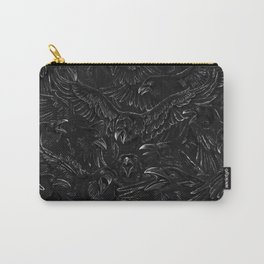 Raven Rage Carry-All Pouch