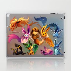 Chibi-lutions Laptop & iPad Skin