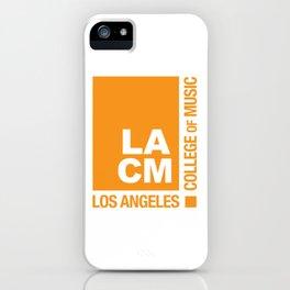 LACM Official iPhone Case