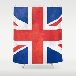 UK Shower Curtain