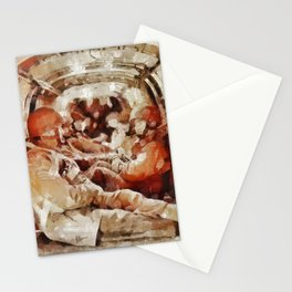 Paratroopers, World War Two Stationery Cards
