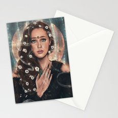 May We Meet Again Stationery Cards