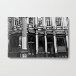 The Lamb Tavern Metal Print