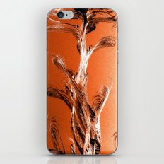 Chase the Breeze iPhone & iPod Skin