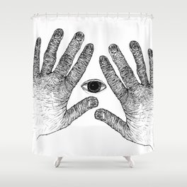 See it Shower Curtain