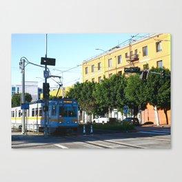 Take the M to Metro Center Canvas Print