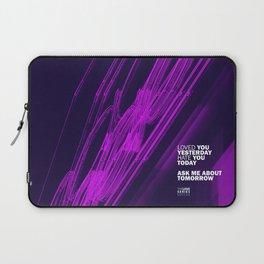 The Love Series 200 Purple Laptop Sleeve