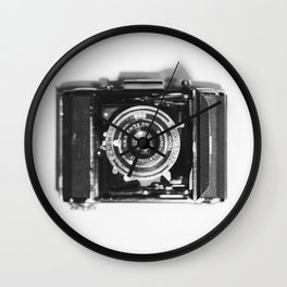 RETRO CAMERA Wall Clock