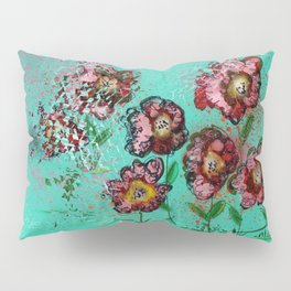Struggle.Grow.Bloom.Repeat. Pillow Sham