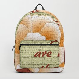 A Mother's Arms Backpack