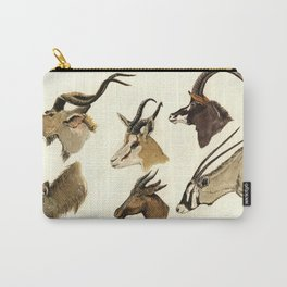 african antelopes Carry-All Pouch