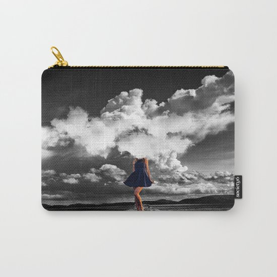 High as Sky Carry-All Pouch