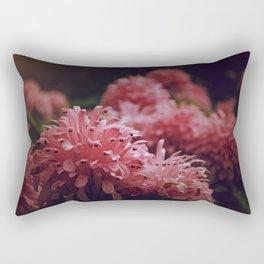 Pink Bellingrath Floral Rectangular Pillow