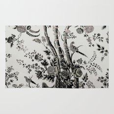 Peacock Tree Natural Rug
