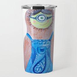 minion matryoshka II Travel Mug