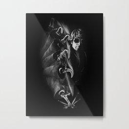 Rolling Thunder Metal Print