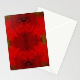 Spongey Motiff Stationery Cards