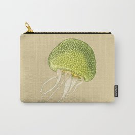 Jj - Jellyjack // Half Jellyfish, Half Jackfruit Carry-All Pouch