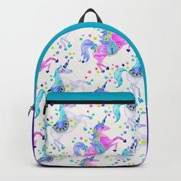 Pastel Unicorns Backpack