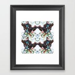 Random #3 Framed Art Print