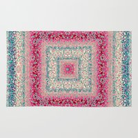 square Area & Throw Rugs featuring Square by Truly Juel