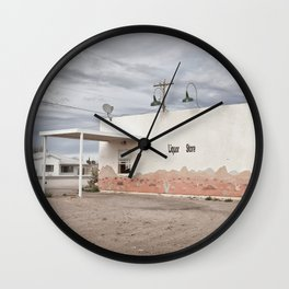 Liquor Store Valentine Wall Clock