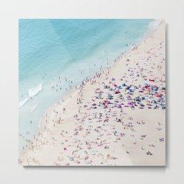 beach - summer love Metal Print