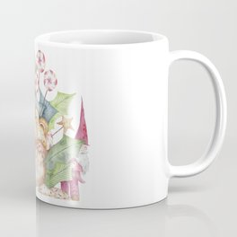 Christmas Gift Bag & Sweets Coffee Mug