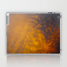 sunset sky Laptop & iPad Skin