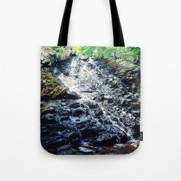 Mosher Hill Falls Tote Bag