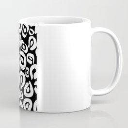 LEOPARD! (black) Coffee Mug