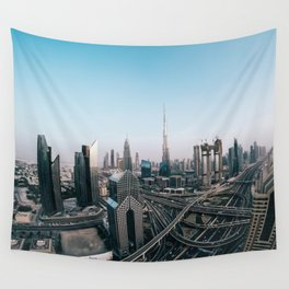 Dubai 32 Wall Tapestry